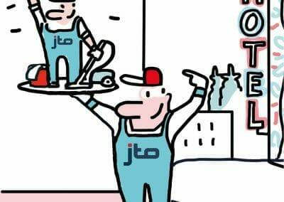 Cleaner Zimmerreinigung (m/w/d)